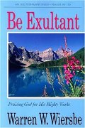 Be Exultant (Psalms Vol. 2)