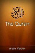 The Qur'an (Arabic)