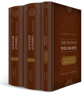 Theological Works of Emanuel Vogel Gerhart (3 vols.)