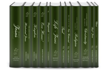 Classic Studies on the Historical Jesus (12 vols.)