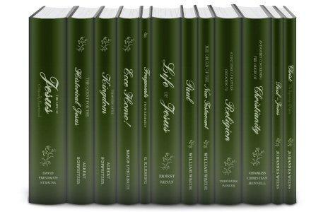 Classic Studies on the Historical Jesus (12 vols.)