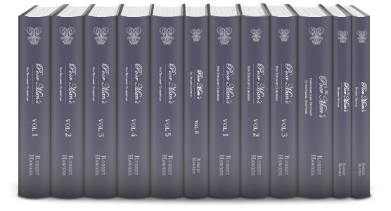 Poor Man's Old and New Testament Commentary (12 vols.)