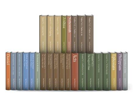 Boice's Expositional Commentaries (27 vols.)