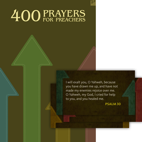 400 Prayers for Preachers, with Slides