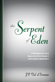 The Serpent of Eden
