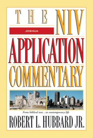 NIV Application Commentary: Joshua