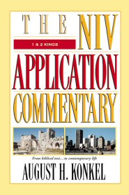 NIV Application Commentary: 1 & 2 Kings