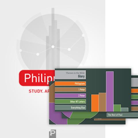 Study, Apply, Share: Philippians (Pastorum Series)