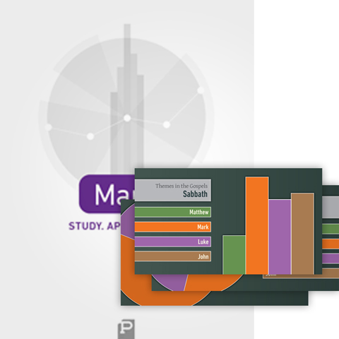 Study, Apply, Share: Mark (Pastorum Series)