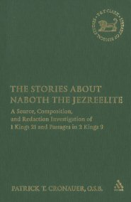 The Stories about Naboth the Jezreelite