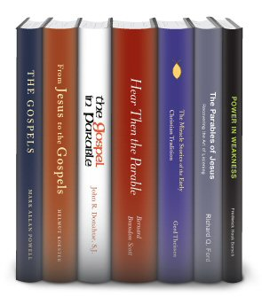 Augsburg Fortress Studies in the Gospels Collection (8 vols.)