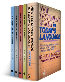 Wayne Detzler Collection (5 vols.)