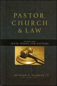 Pastor, Church and Law (4 vols.)