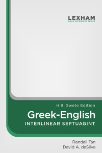 Lexham Greek-English Interlinear Septuagint: H.B. Swete Edition