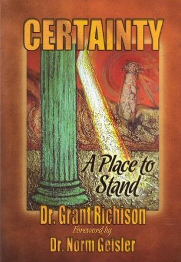Certainty: A Place to Stand