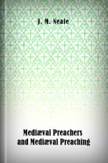 Mediæval Preachers and Mediæval Preaching