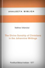 The Divine Sonship of Christians in the Johannine Writings