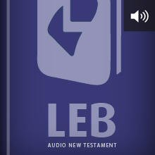 Lexham English Bible Audio New Testament (LEB)