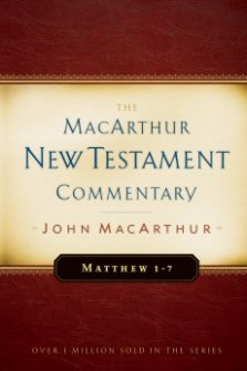 Matthew: The MacArthur New Testament Commentary