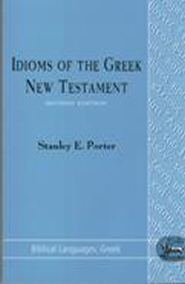 Idioms of the Greek New Testament, 2nd ed.