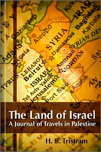 The Land of Israel: A Journal of Travels in Palestine