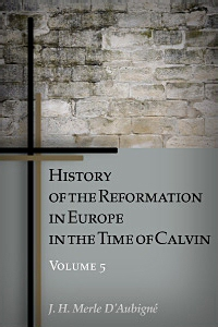 History of the Reformation in Europe in the Time of Calvin: Volume 5