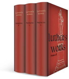 Luther's Works Upgrade (vols. 58–60) (3 vols.)