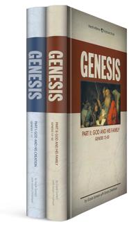 Hearts Aflame Scripture Study: Genesis (2 vols.)