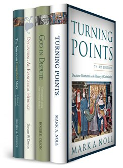 Baker Academic Church History Collection (4 vols.)