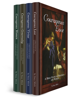 Courageous Women Collection (4 vols.)