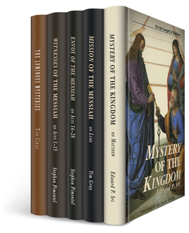 Studies on Christ and His Kingdom Collection (5 vols.)