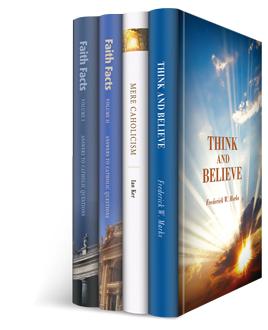 Catholic Apologetics Collection (4 vols.)