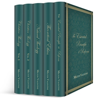 Milton Valentine Theological Studies Collection (5 vols.)
