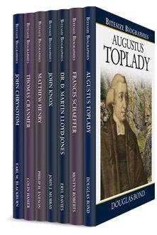 Bitesize Biographies (7 vols.)