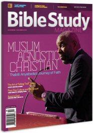 Bible Study Magazine—November–December 2012 Issue