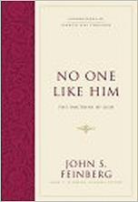 No One Like Him: The Doctrine of God