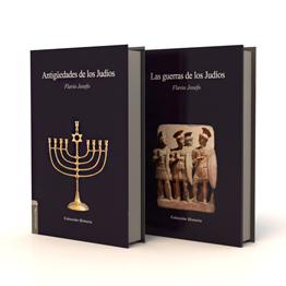 Guerras y Antigüedades de los Judíos