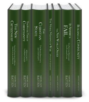 Samuel Zane Batten Collection (7 vols.)