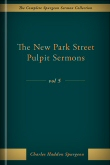 The New Park Street Pulpit Sermons, vol. 5