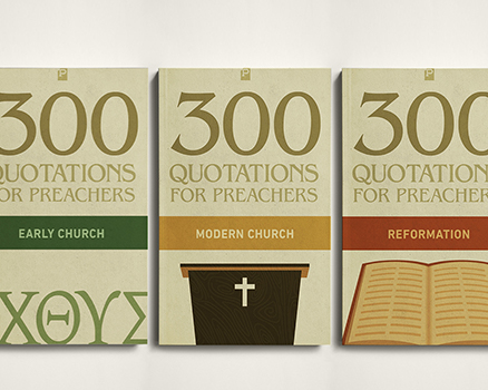 1,500 Quotations for Preachers, with Slides (5 vols.)
