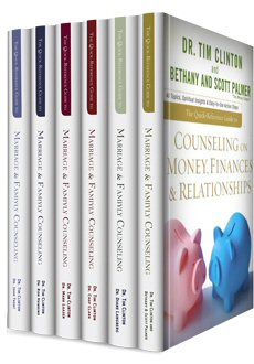 The Quick-Reference Counseling Collection (6 vols.)