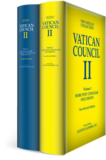 Vatican Council II: The Conciliar and Post Conciliar Documents (2 vols.)