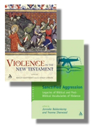 Violence and the Bible Collection (2 vols.)