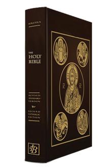 The Ignatius Bible: Revised Standard Version, Second Catholic Edition