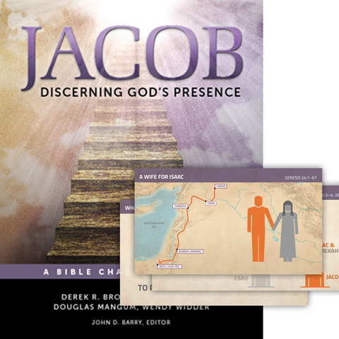 Jacob: Discerning God's Presence: Complete Church Curriculum