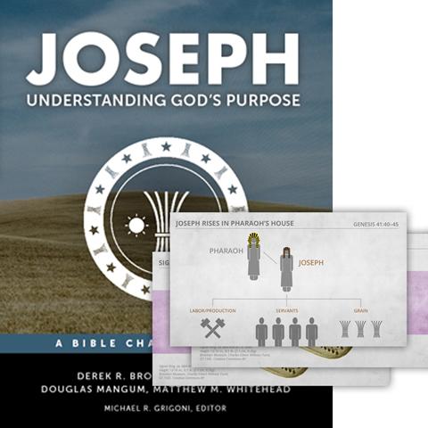 Joseph: Understanding God's Purpose: Complete Church Curriculum