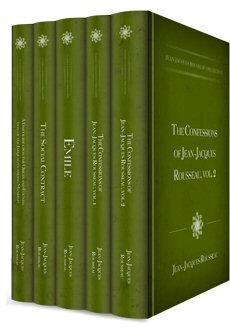 Jean-Jacques Rousseau Collection (5 vols.)