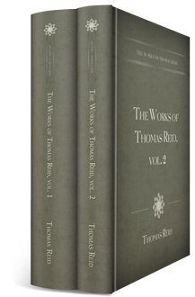 The Works of Thomas Reid (2 vols.)