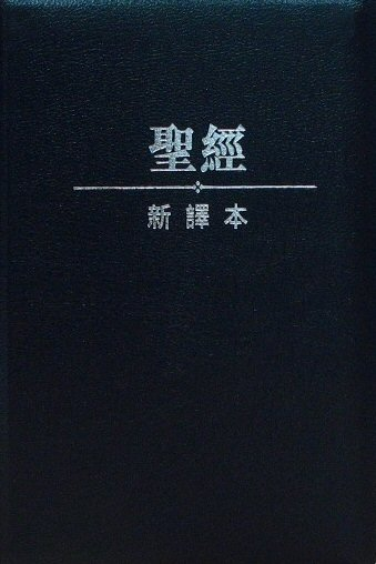 中文聖經新譯本(繁體)Chinese New Version Bible: Traditional (CNVT)