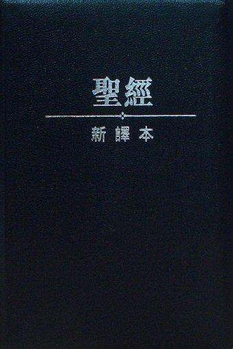 中文聖經新譯本(繁體)Chinese New Version Bible: Traditional (CNVT)